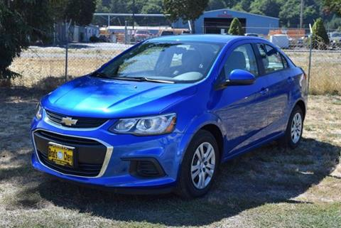 2017 Chevrolet Sonic for sale in Cottage Grove, OR