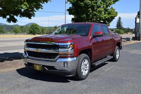 2017 Chevrolet Silverado 1500 for sale in Cottage Grove, OR