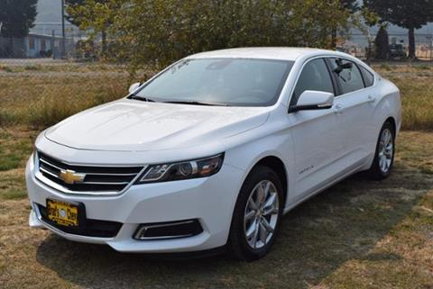 2017 Chevrolet Impala for sale in Cottage Grove, OR