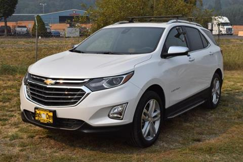 2018 Chevrolet Equinox for sale in Cottage Grove, OR
