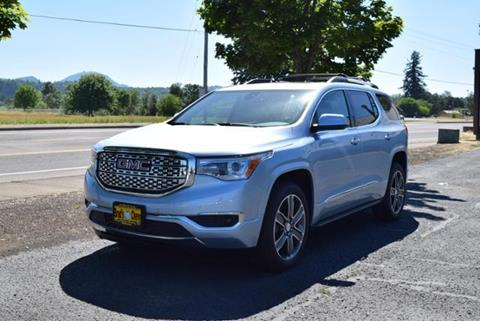 2017 GMC Acadia for sale in Cottage Grove, OR