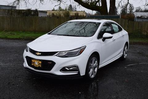 2017 Chevrolet Cruze for sale in Cottage Grove, OR