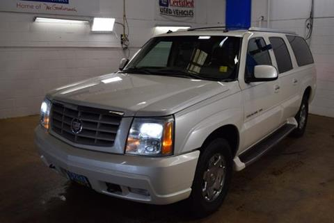 2003 Cadillac Escalade ESV for sale in Cottage Grove, OR