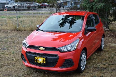 2017 Chevrolet Spark for sale in Cottage Grove, OR