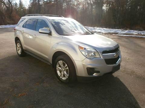 2011 Chevrolet Equinox for sale in Hooksett, NH