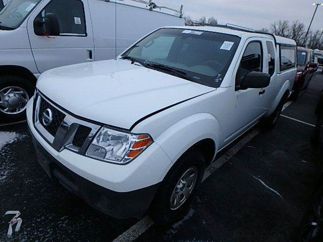 2013 Nissan Frontier 4x2 S 4dr King Cab 6.1 Ft. SB Pickup 5A   Iola