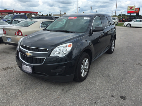 2014 Chevrolet Equinox for sale in Iola, KS