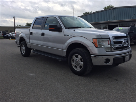 2014 Ford F-150 for sale in Iola, KS