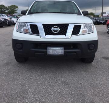 2015 Nissan Frontier for sale in Iola, KS