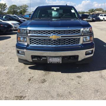 2015 Chevrolet Silverado 1500 for sale in Iola, KS