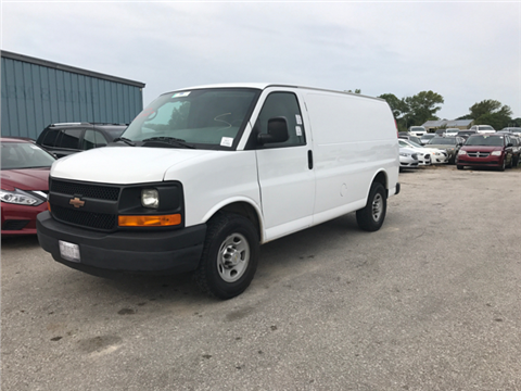 2014 Chevrolet Express Cargo for sale in Iola, KS