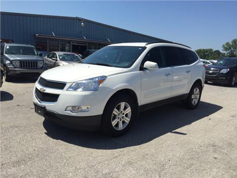 2012 Chevrolet Traverse for sale in Iola, KS