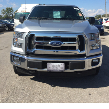 2017 Ford F-150 for sale in Iola, KS
