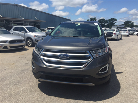 2016 Ford Edge for sale in Iola, KS