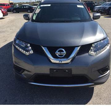 2016 Nissan Rogue for sale in Iola, KS