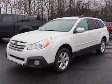 2013 Subaru Outback for sale in Portsmouth, NH