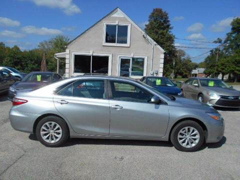2015 Toyota Camry for sale in Crestwood, KY