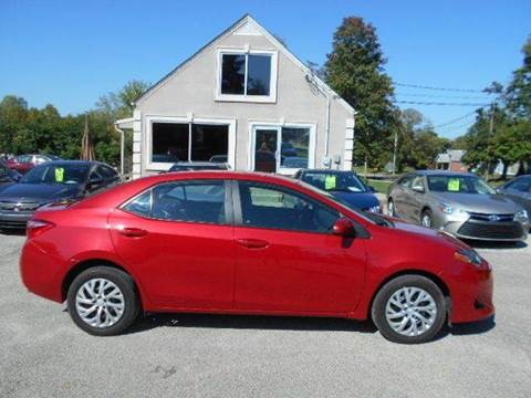 2017 Toyota Corolla for sale in Crestwood, KY
