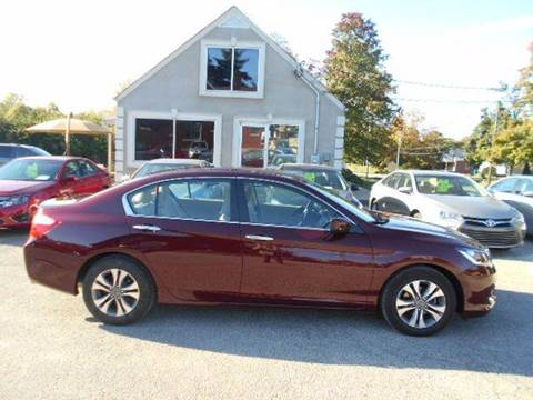2015 Honda Accord for sale in Crestwood, KY