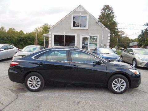 2017 Toyota Camry for sale in Crestwood, KY