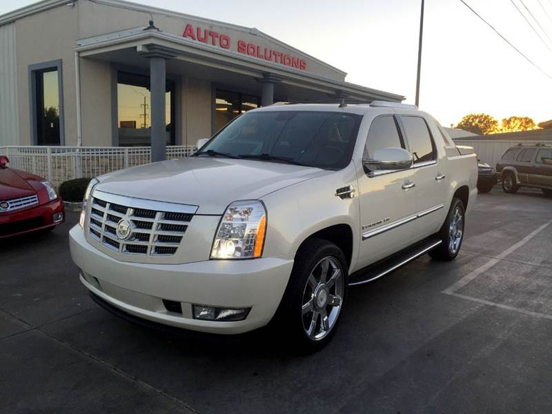 2008 cadillac escalade ext for sale in south carolina for Loudon motors ford minerva