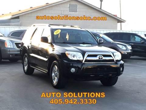 2007 Toyota 4Runner for sale in Oklahoma City, OK