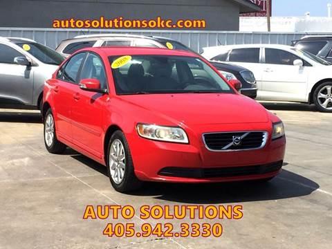 2008 Volvo S40 for sale in Oklahoma City, OK