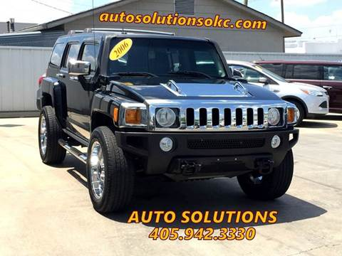2006 HUMMER H3 for sale in Oklahoma City, OK