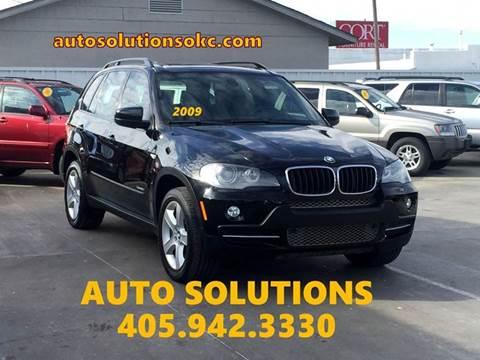 2009 BMW X5 for sale in Oklahoma City, OK