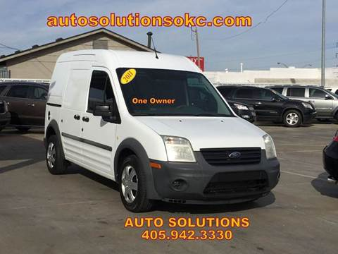 2011 Ford Transit Connect for sale in Oklahoma City, OK