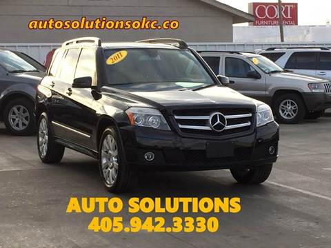 2011 Mercedes-Benz GLK for sale in Oklahoma City, OK