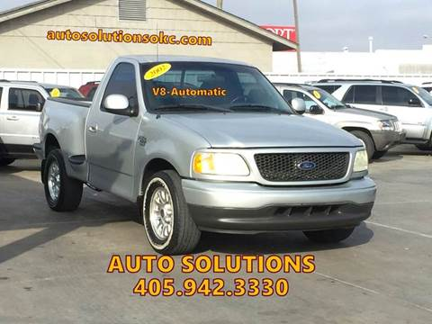 2002 Ford F-150 for sale in Oklahoma City, OK