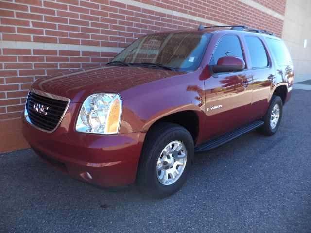 2007 GMC YUKON SLT-2 4WD burgundy 2007 gmc yukon 4x4 v8 leather power seats power windows powe
