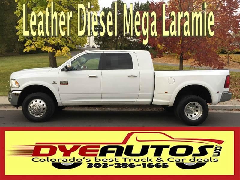 Used Diesel Trucks For Sale In Wheat Ridge Co