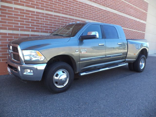 2010 DODGE RAM 3500 LARAMIE MEGA CAB 4WD DRW gray this giant beast 2011 dodge ram 3500 mega dually