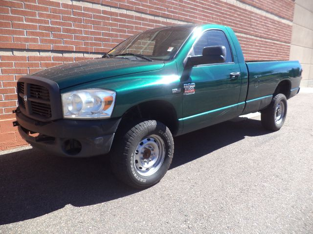 2009 DODGE RAM 2500 ST 4WD green this 2009 dodge ram 2500 4x4 has the infamous hemi tough engine