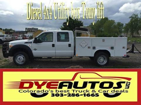 Johnson Auto Plaza Brighton Co >> Ford F-450 for sale in Colorado - Carsforsale.com