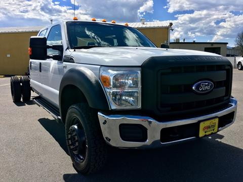 2013 Ford F-450 for sale in Wheat Ridge, CO