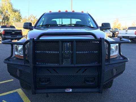 Used 2006 Dodge Ram Pickup 3500 For Sale In Colorado
