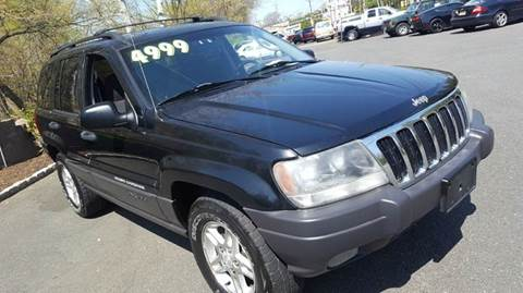 2003 Jeep Grand Cherokee for sale in Garfield, NJ