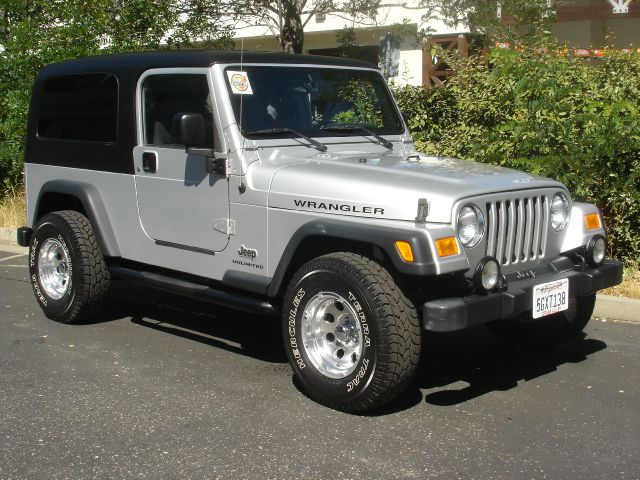 2004 Jeep Wrangler for sale in Grass Valley CA