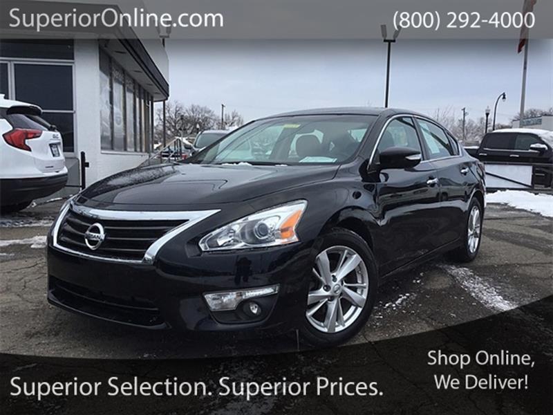 2014 Nissan Altima For Sale In Dearborn, MI