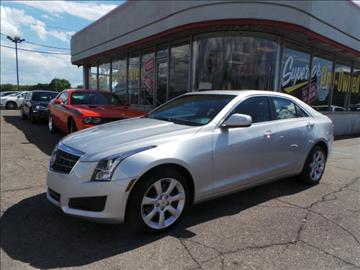 2014 Cadillac ATS for sale in Dearborn, MI