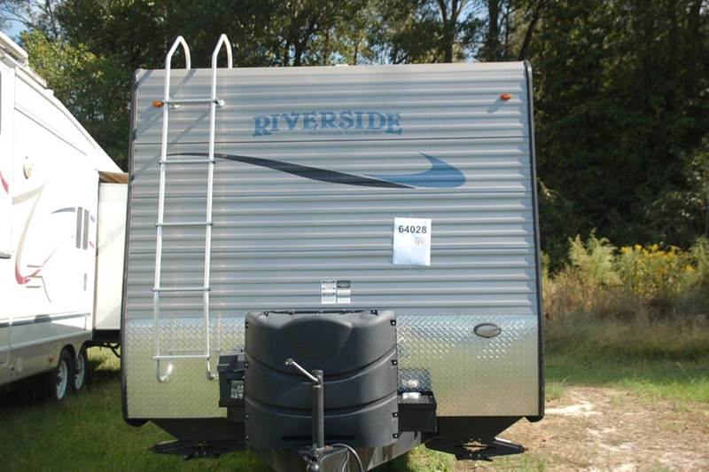 2015 Riverside RV Toy Hauler 24FBRPM