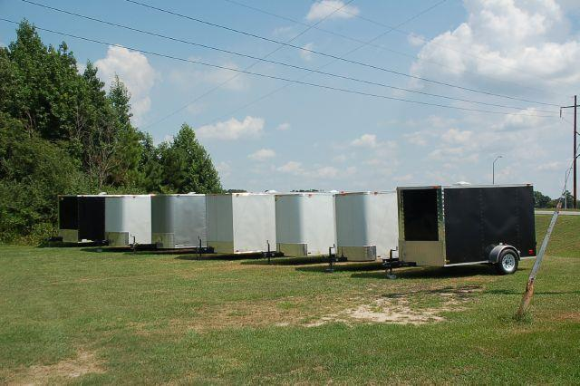 2013 Cargo Mate/Continental enclosed trailers