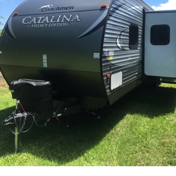 2017 Coachmen Catalina 343QBDS