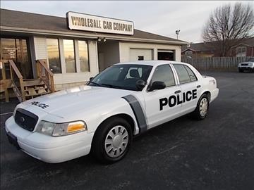 2008 Ford Crown Victoria for sale in Nixa, MO