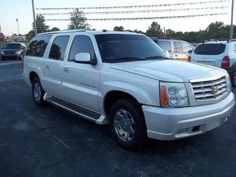 2005 Cadillac Escalade ESV for sale in Nixa, MO
