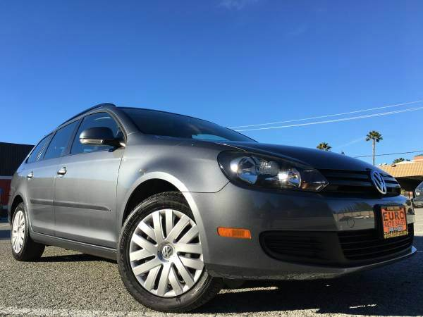 2011 VOLKSWAGEN JETTA SPORTWAGEN S PZEV 4DR WAGON 6A gray 2-stage unlocking doors abs - 4-wheel