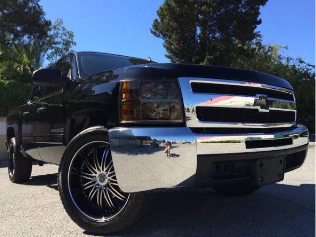 2012 Chevrolet Silverado 1500 for sale in Santa Clara CA